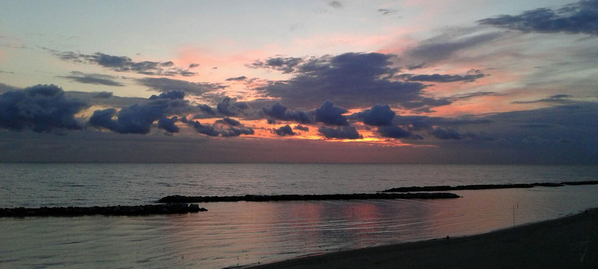 La webcam del baia resort di viserbella di rimini hotel baia - Web cam rimini bagno 55 ...